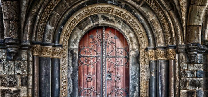 Dveře jako brána k bydlení