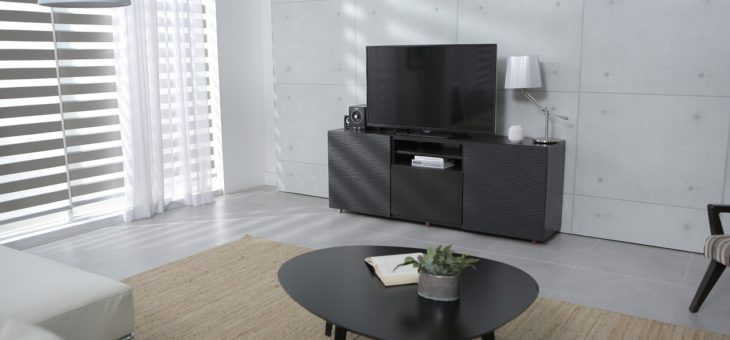 Vybrat obývací stěnu není jednoduché. Co všechno zohlednit?