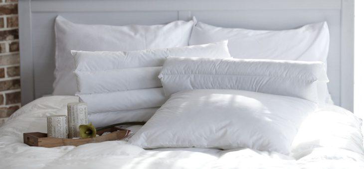 Dopřejte si dokonalý odpočinek. Kvalitní polštáře vám k němu pomohou