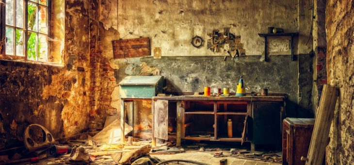 3 tipy pro výběr kvalitního nábytku do dílny