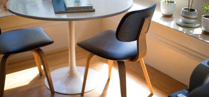 4 praktické rady pro výběr židle