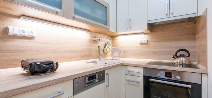 Rohová kuchyně – i v malém bytě nabídne vše