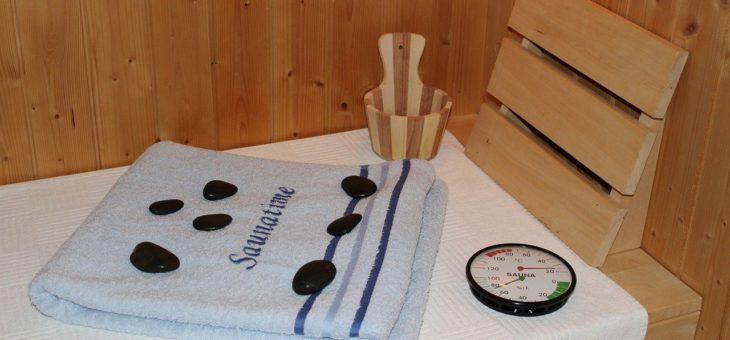 Vestavěné sauny na míru se hodí i do moderních interiérů