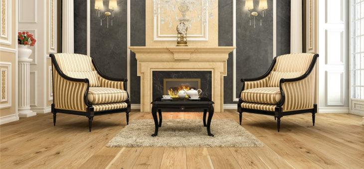 Rekonstruujete nemovitost? Dřevěná podlaha je ta správná volba