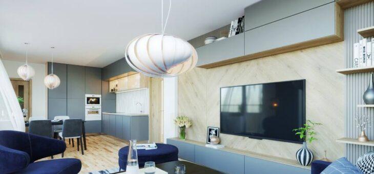 Villa Střížkovská: Prémiový projekt s velkoryse řešenými byty