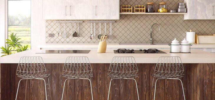 Kuchyňské linky: Na co si dát pozor při jejich výběru?